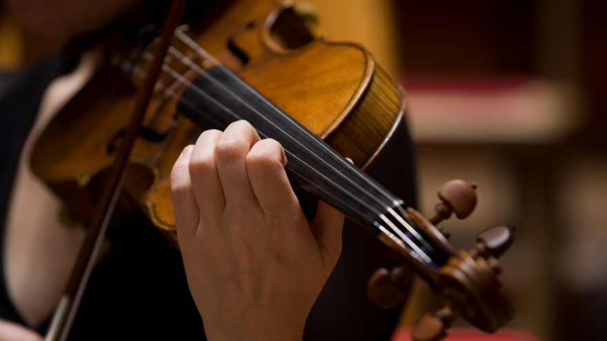 Second violin tutti (50%) - Netherlands Chamber Orchestra