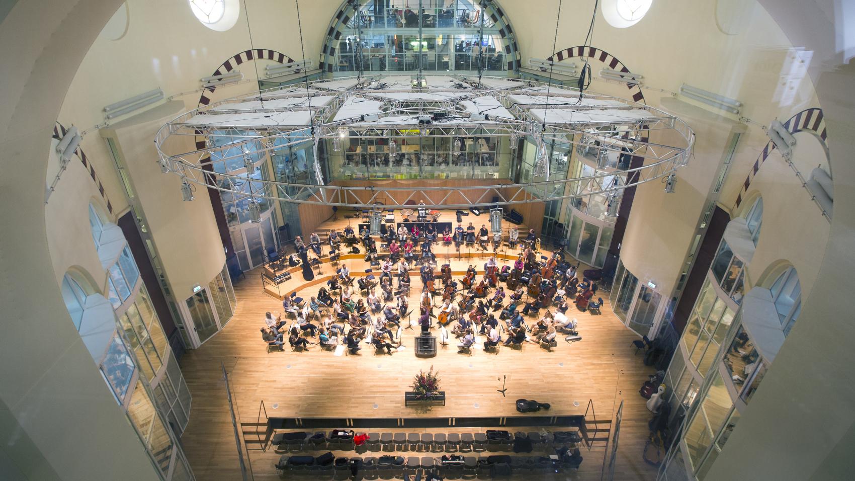 Open rehearsal Ligeti, Bartók, Stravinsky