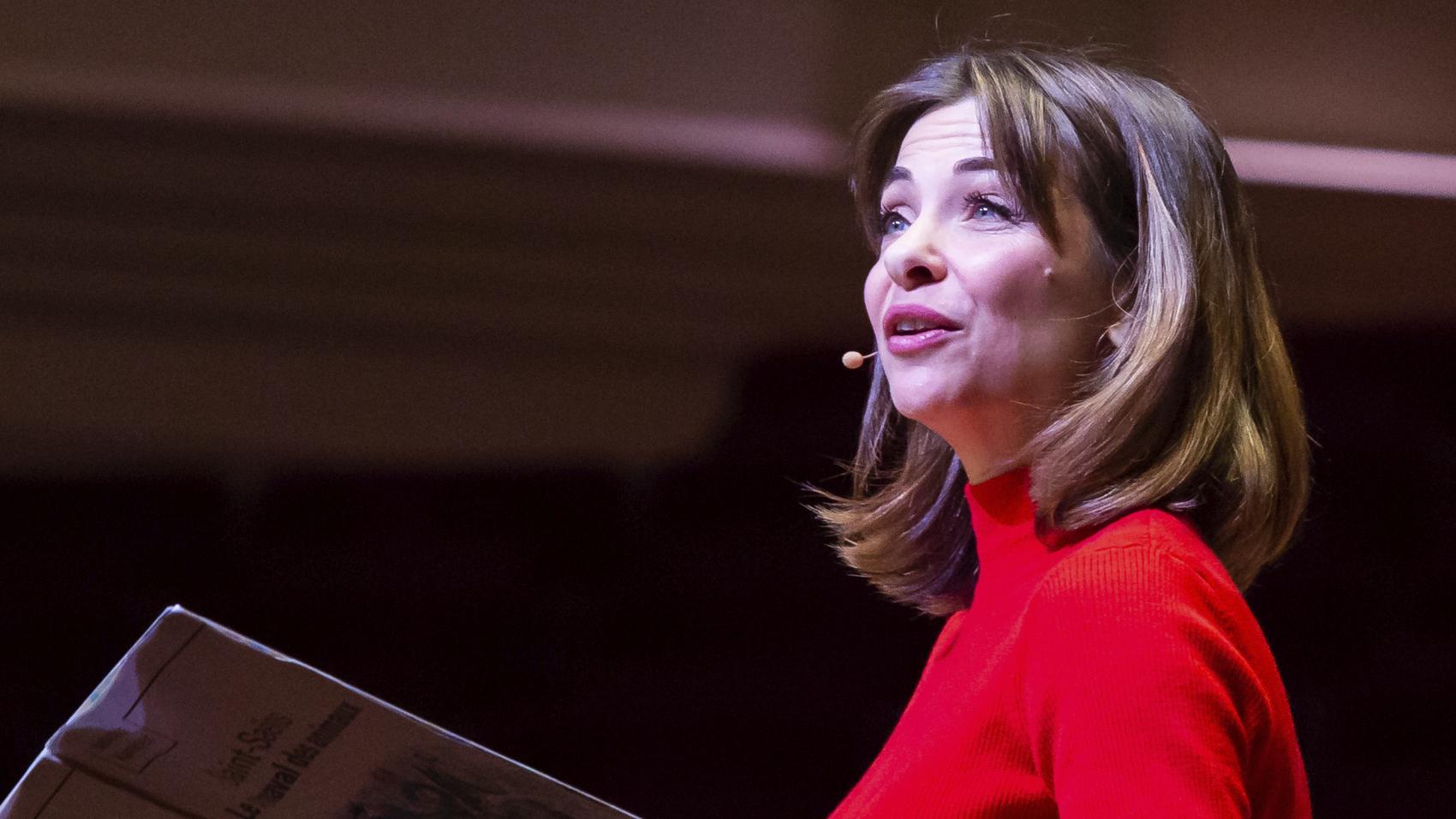 Georgina Verbaan naar Concertgebouw