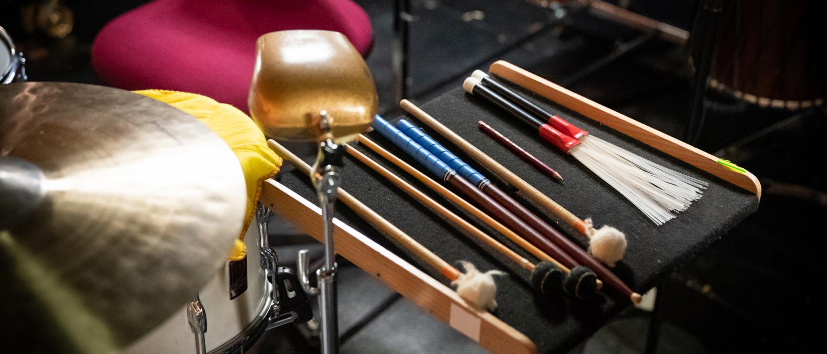 Aanvoerder slagwerk (85%) | 2 vacatures - Nederlands Philharmonisch Orkest|Nederlands Kamerorkest