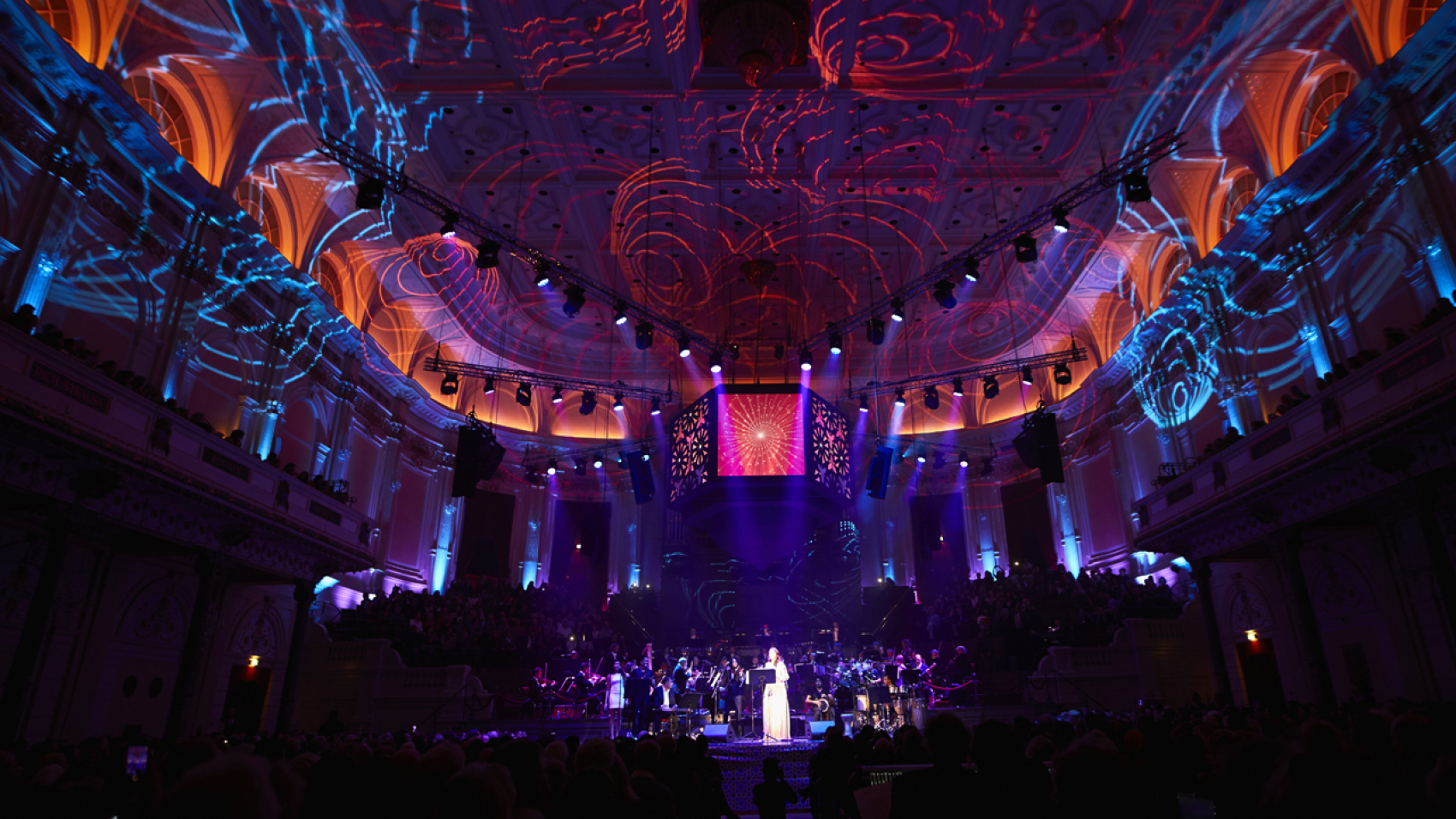 SOUK: Nawal el Zoghbi en het Nederlands Kamerorkest