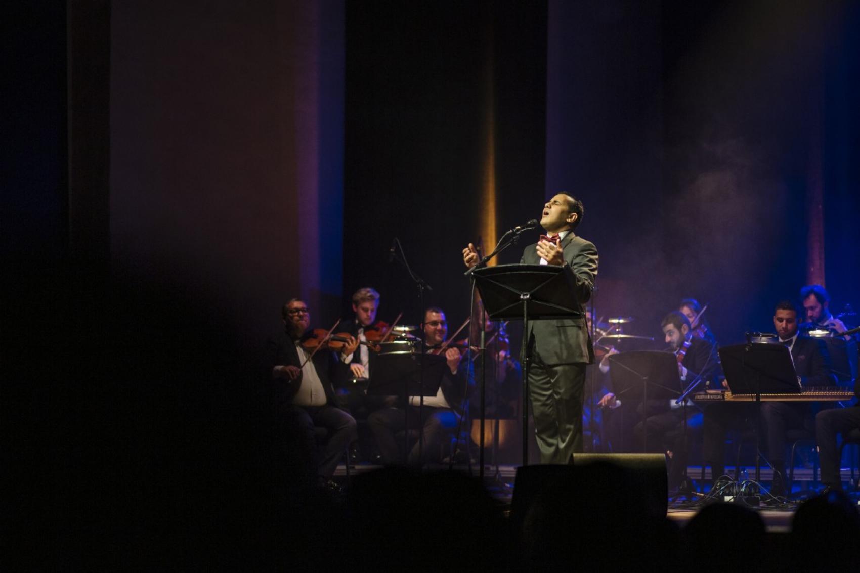 Amsterdams Andalusisch Orkest en Nederlands Kamerorkest