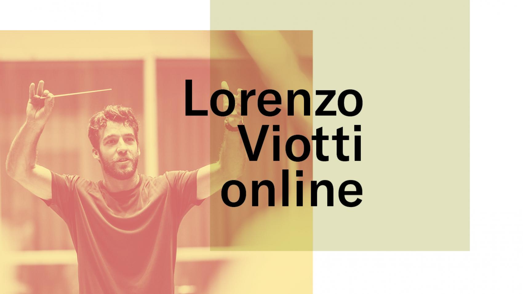 Concert stream: Lorenzo Viotti conducts Berlioz and Schumann
