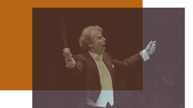 Hartmut Haenchen dirigeert Brahms' Eerste symfonie