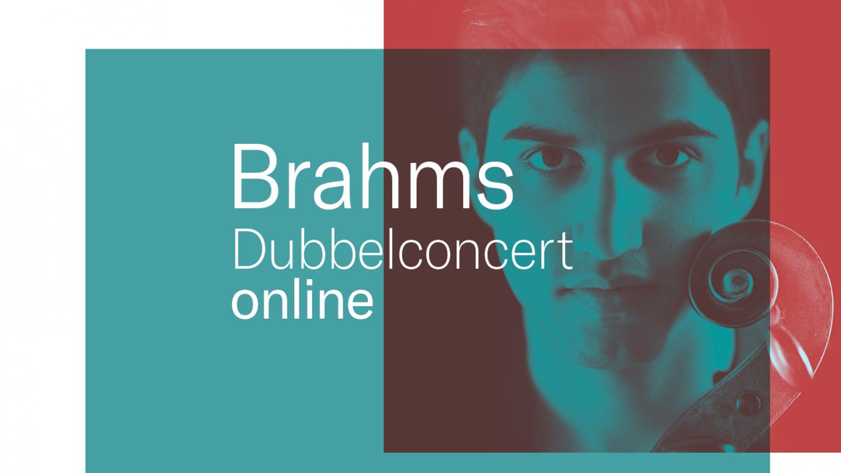 Dubbelconcert van Brahms