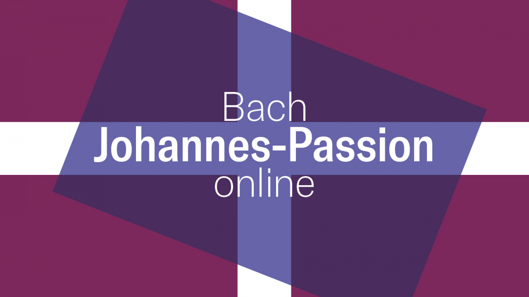 Concertstream: Bachs Johannes-Passion