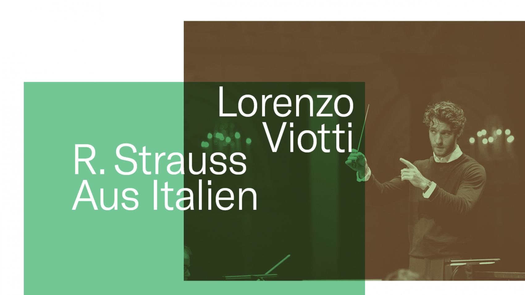 Lorenzo Viotti dirigeert Rossini en Strauss