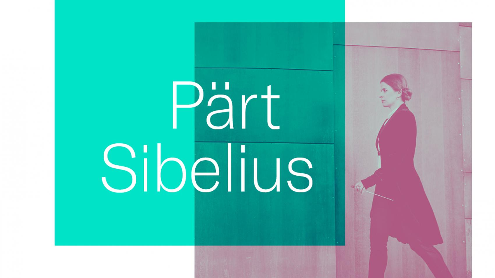 Kristiina Poska conducts Pärt and Sibelius