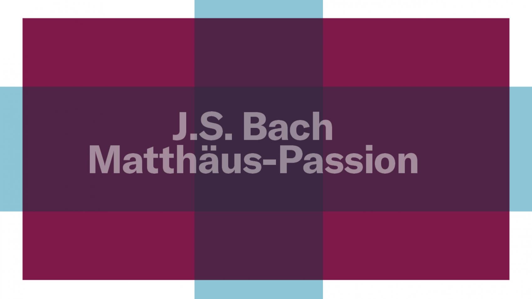 Jonathan Cohen dirigeert Bachs Matthäus-Passion