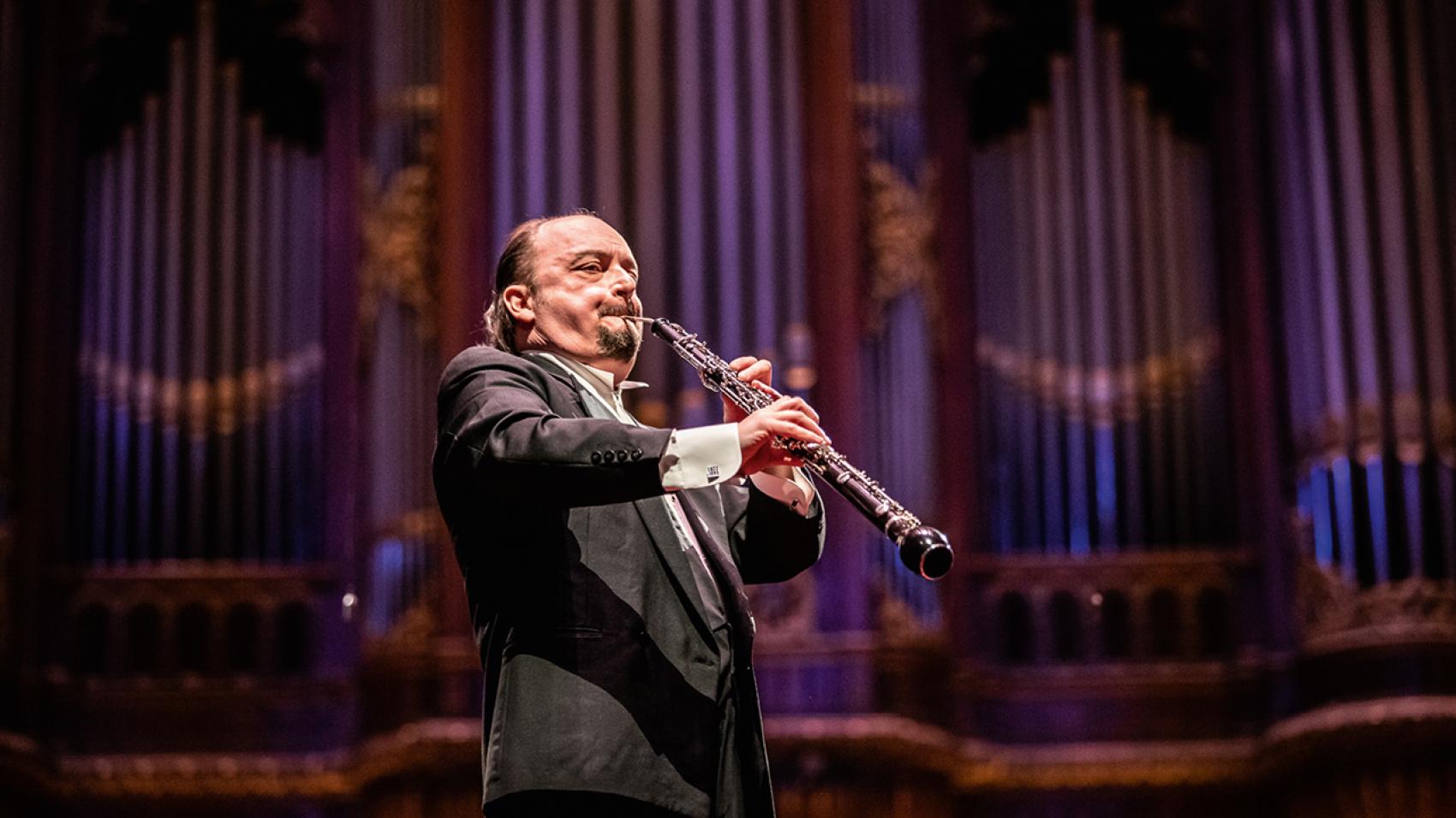 Het Nederlands Kamerorkest o.l.v. hoboïst François Leleux