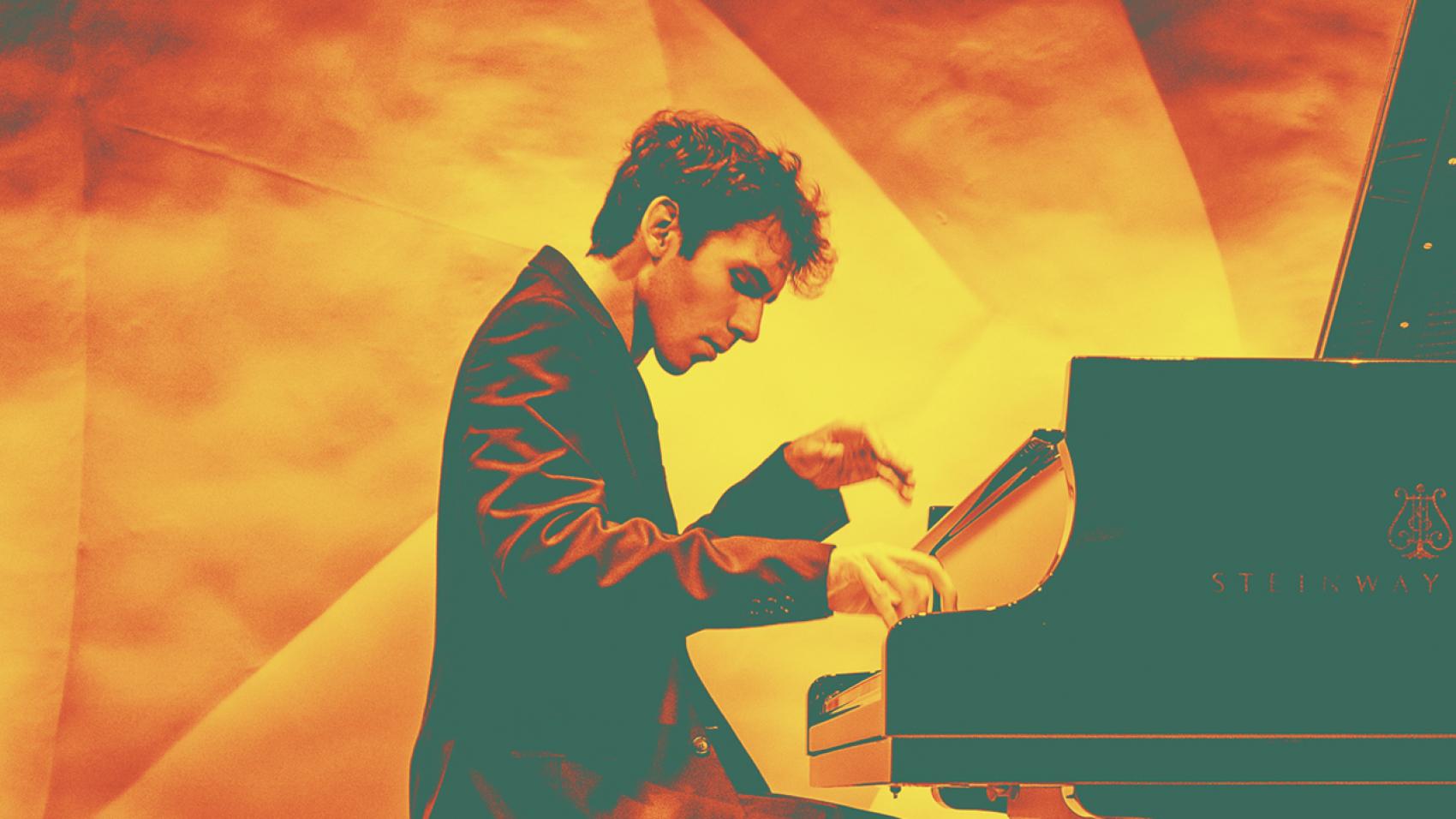 Alexandre Kantorow speelt het Tweede pianoconcert van Chopin