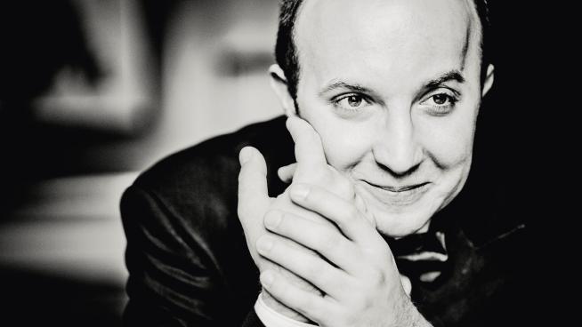 Alexander Gavrylyuk plays Brahms Piano Concerto No. 1