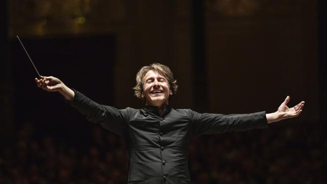 Afscheid Marc Albrecht – Beethovens 9e Symfonie