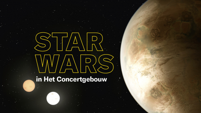 Stars Wars at the Royal Concertgebouw