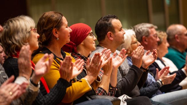 Koepelconcert op zondag: tango en filmmuziek