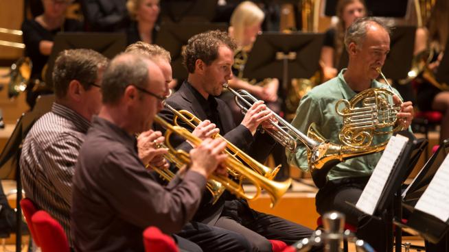 Koepel concert on Sunday: NedPhO-Brass