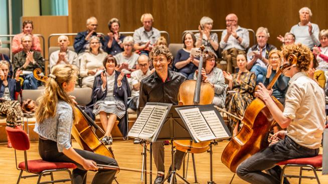 Vivaldi in de NedPhO-Koepel