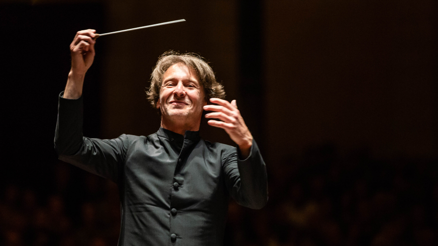 Marc Albrecht, chief conductor
