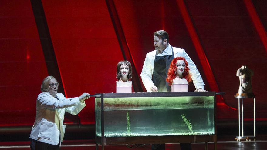 Nu uit op dvd: de opera Wozzeck