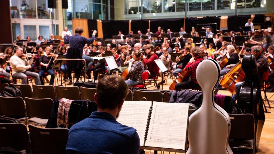 Assistant conductor - NedPhO