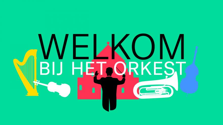 Maak Welkom bij het Orkest mogelijk!
