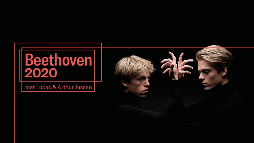 Lucas en Arthur Jussen spelen alle pianoconcerten van Beethoven met Nederlands Kamerorkest