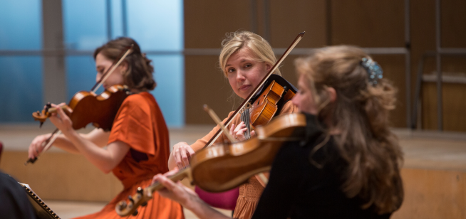 Anderhalvemeterconcert: Elgar & Holst