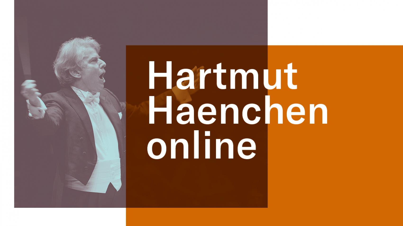 Concertstream met Hartmut Haenchen