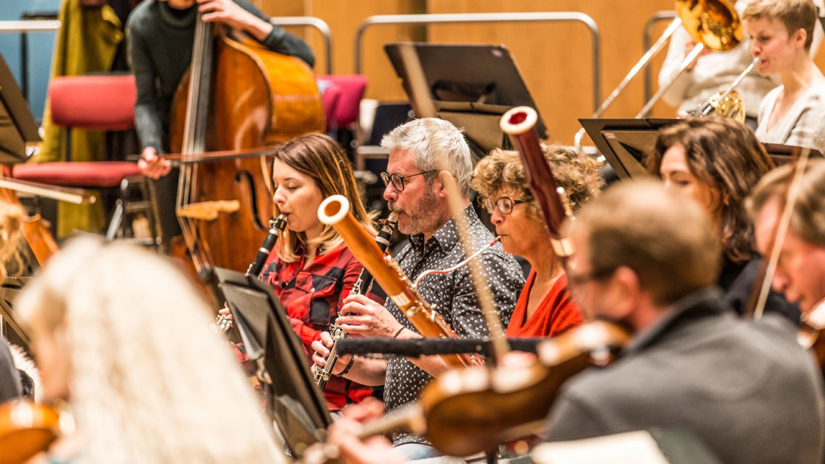 Anderhalvemeterconcert: Mozarts Gran Partita