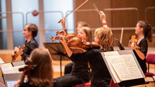 Koepelconcert: Brahms' Tweede strijksextet