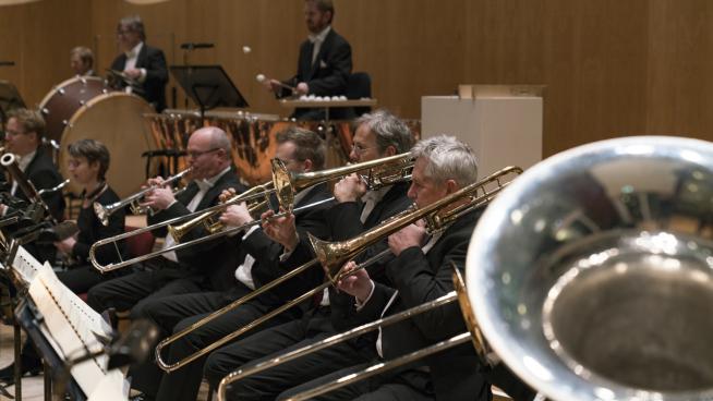 Anderhalvemeterconcert: Koper en koor