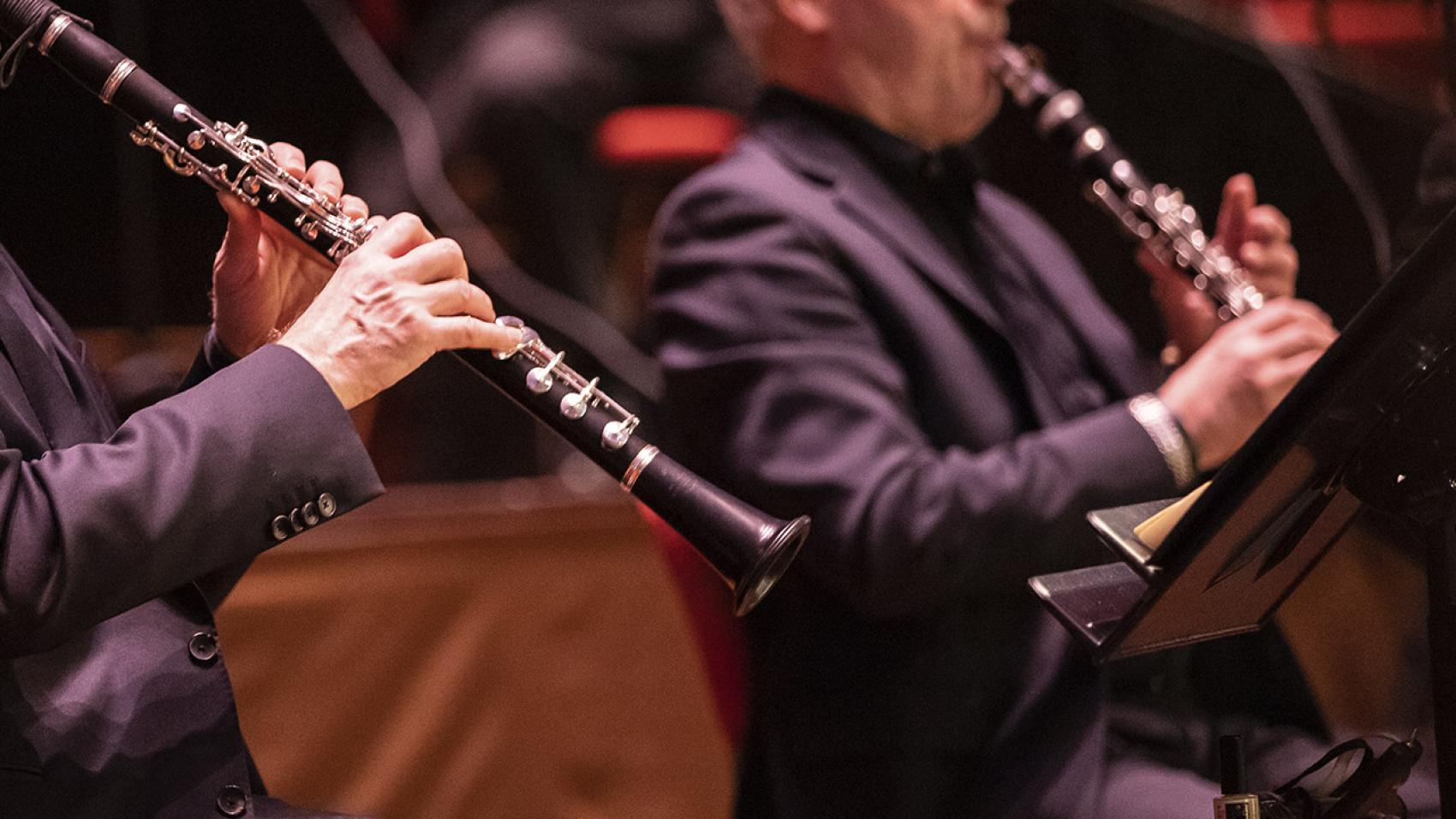 Esklarinet – tutti klarinet (75%) - Nederlands Philharmonisch Orkest | Nederlands Kamerorkest