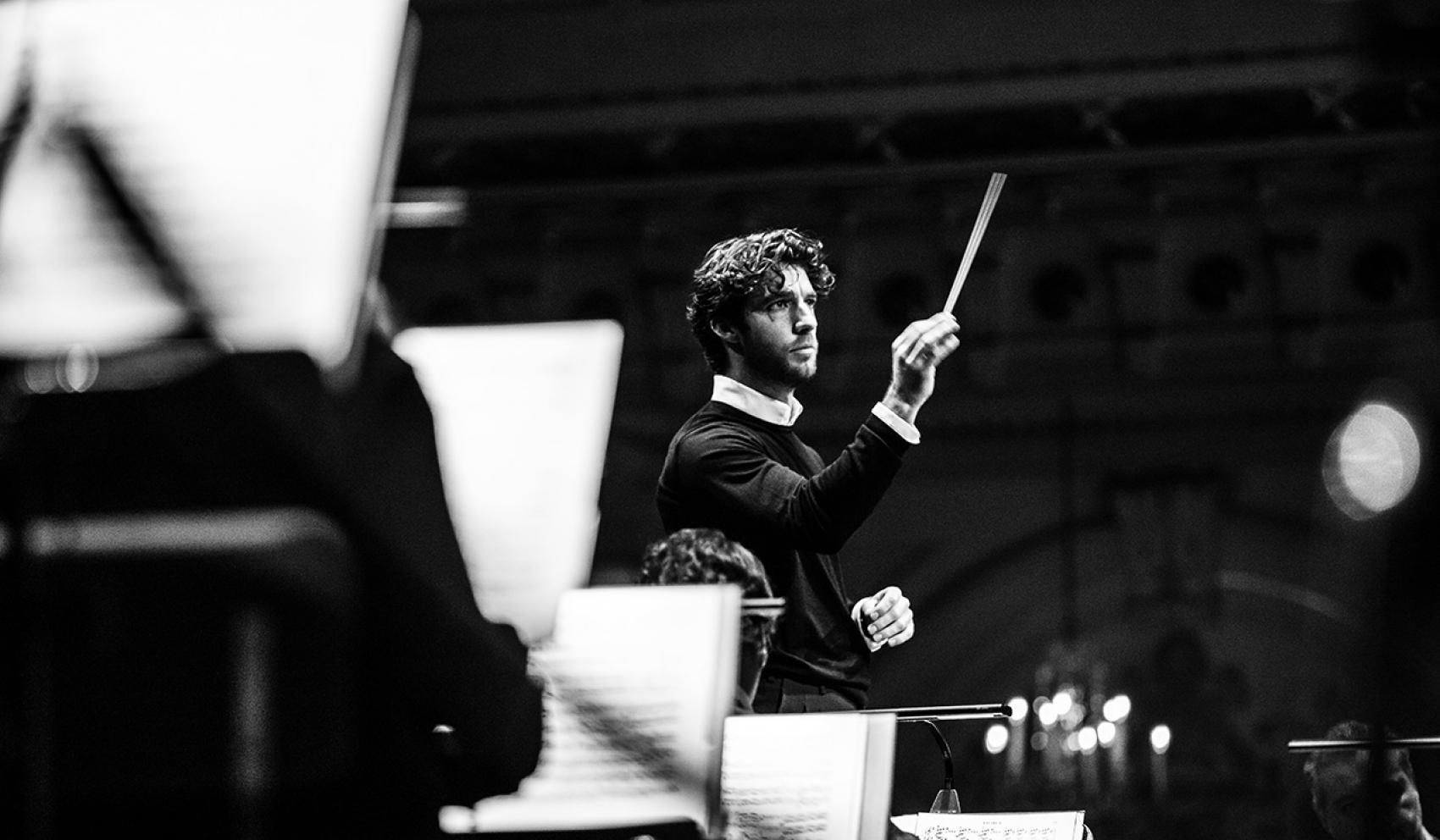 Nederlands Philharmonisch Orkest speelt weer voor publiek