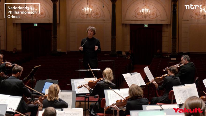 Livestream Nederlands Philharmonisch Orkest