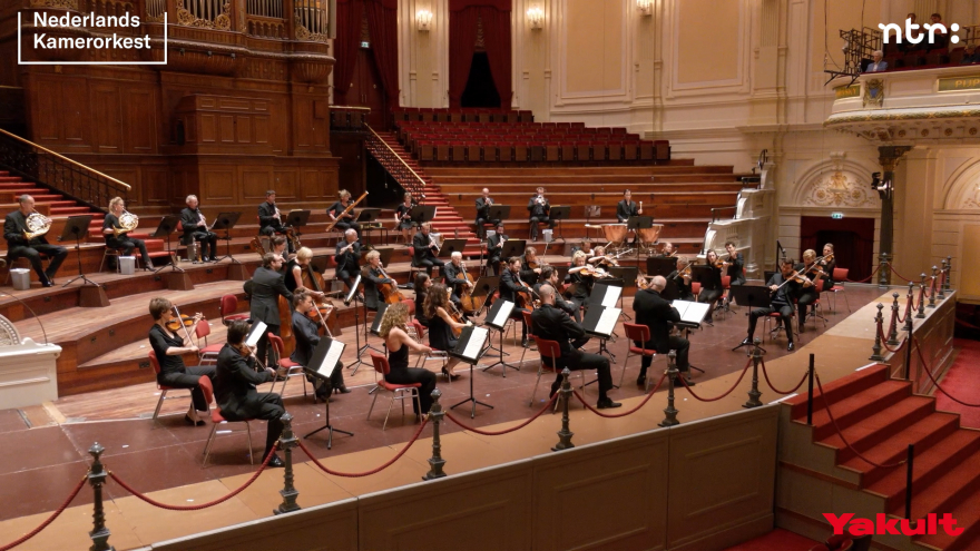 Livestream Nederlands Kamerorkest