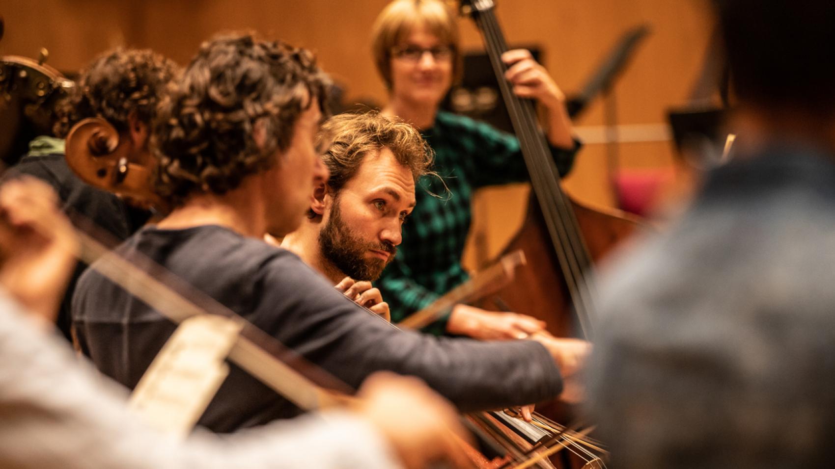 Openbare repetitie Debussy, Ravel en Brahms