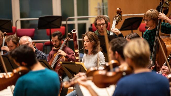 Openbare repetitie Mozart en Tsjaikovski