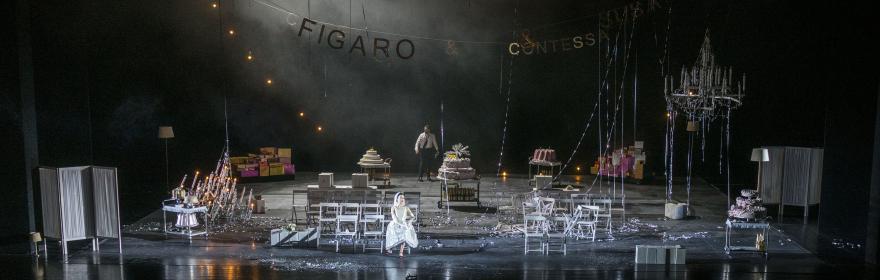 Le nozze di Figaro online in première bij De Nationale Opera