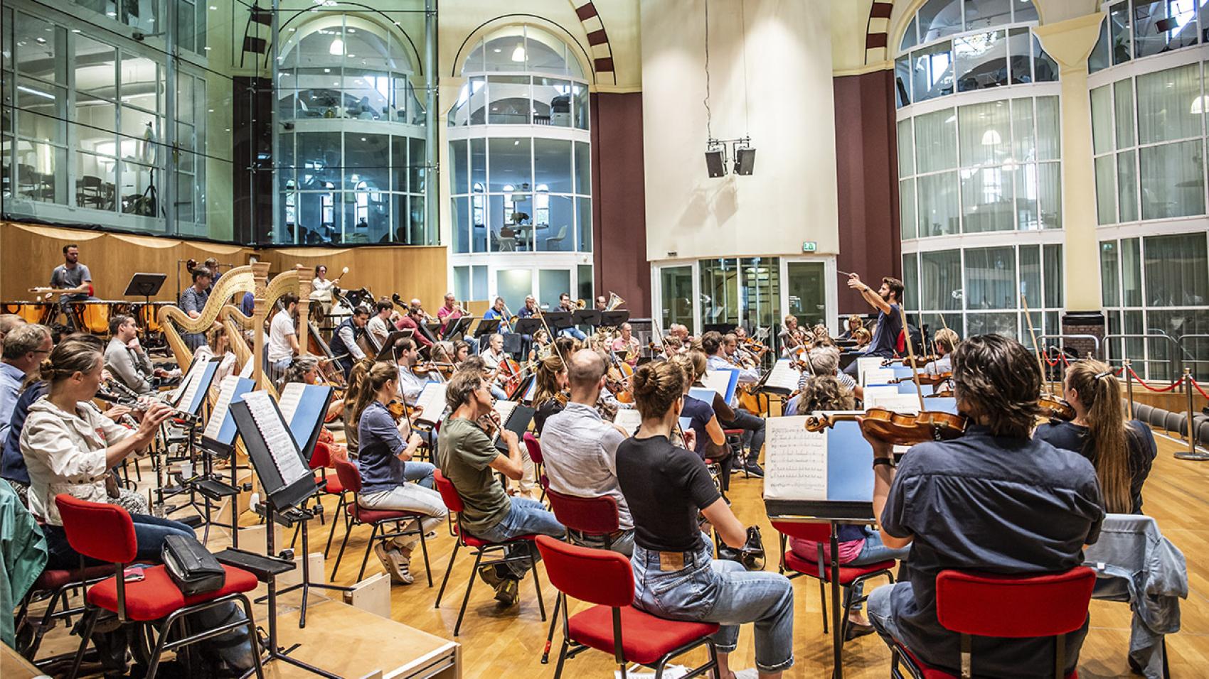 Openbare repetitie: Pärt en Sibelius
