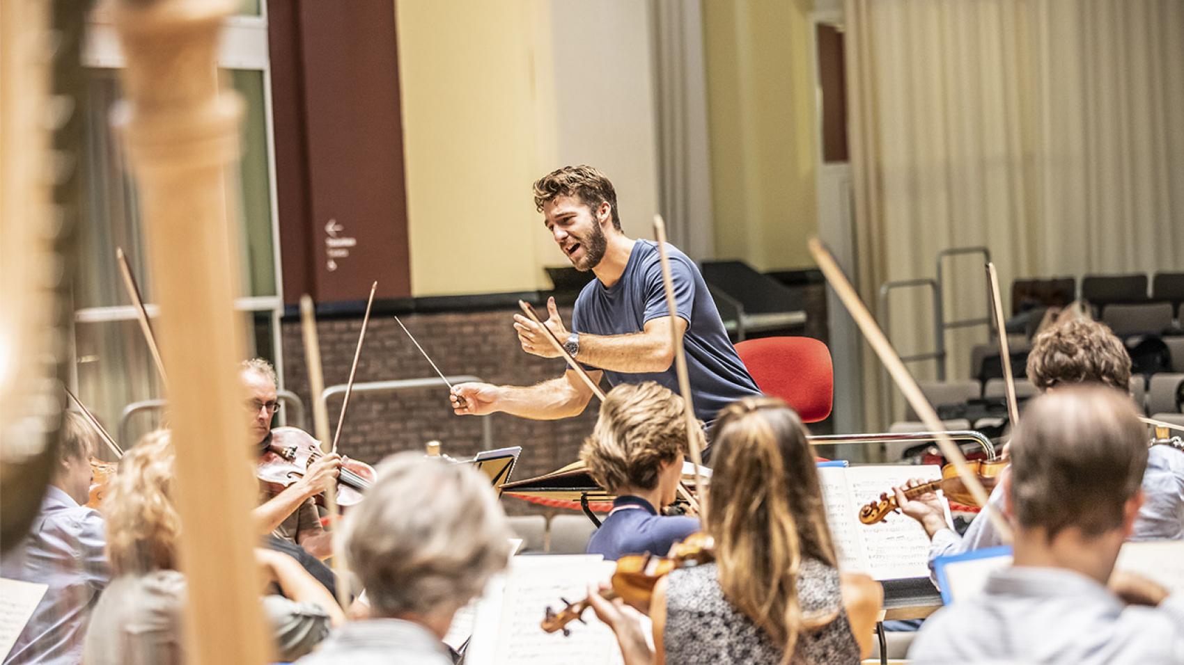 Openbare repetitie: Elgar en Mendelssohn